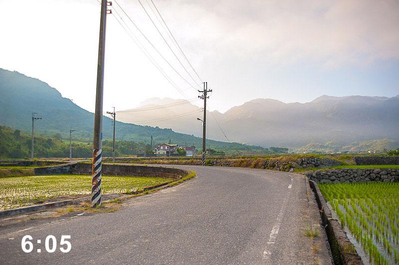 夏旅行》清晨,上六十石山