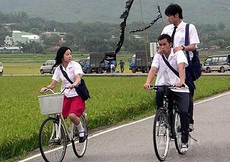 拍攝地點╱台東關山
